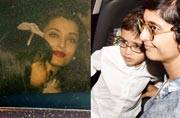 Aaradhya's birthday party: Kiran Rao to Maanayata, B-Town brings their kids to celebrate little Ash's birthday
