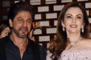 SEE PICS: Deepika-Ranveer, SRK-Alia, Aamir-Kiran Rao, Aishwarya attend Ambanis' star-studded bash