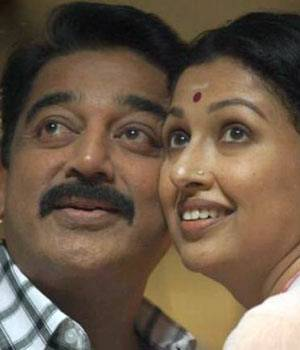 Kamal Haasan and Gautami Tadimalla, who have been living together for 13 years, have parted ways. Here are ten photos of the famous ex-couple.