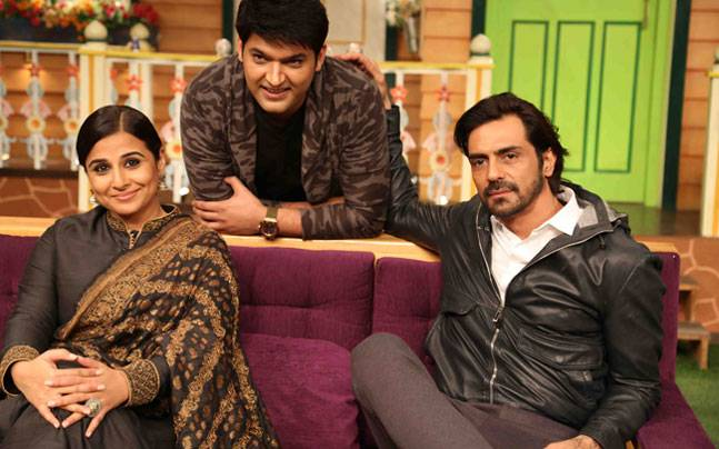 Apart from solving this mystery, Vidya Balan and Arjun Rampal will also indulge in some fun on the sets of The Kapil Sharma Show.