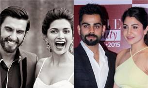 From Salman Khan-Iulia Vantur's alleged relationship to Ranveer Singh-Deepika Padukone's romantic saga, many loves stories were the hot topic of discussions this year.
