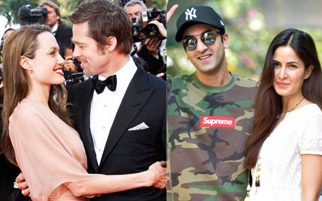 The year hasn't been a very pleasant one as far as relationships and marriages in Tinsel Town are concerned. From Ranbir Kapoor and Katrina Kaif breaking up to Brad Pitt and Angelina Jolie filing for divorce, a look-back at the celeb splits of 2016.
