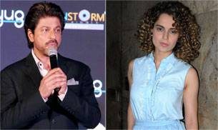 Kangana Ranaut was her stylish best at a special screening of Dangal, while Shah Rukh Khan launched the Indian Academy Awards.