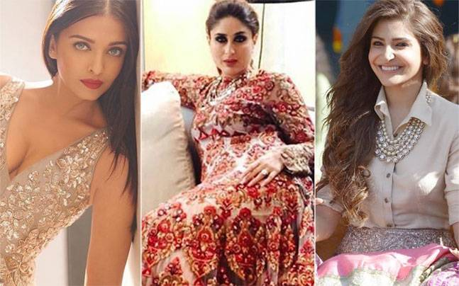 As designer Manish Malhotra turns 50 today, here's a look at his all-time-favourite muses who never fail to do justice to his stunning creations.