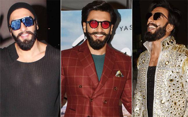 That Ranveer Singh is the reigning king of quirk is a fact no one's willing to deny. So, as we bid this dreadful year goodbye, here's taking a look back at one of the rare good things 2016 brought forth--Ranveer Singh's fashion choices.