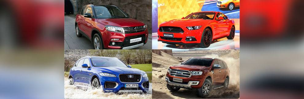 From redi-GO to Vitara Brezza to Jeep Wrangler, these cars made it to the top of 2016