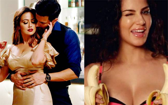 After directing erotic thrillers Hate Story 2 and Hate Story 3, Vishal Pandya helmed another erotic thriller, Wajah Tum Ho. Sana Khan's bold scenes made headlines and the film is set to release today. We take a look at other erotic films that hit screens