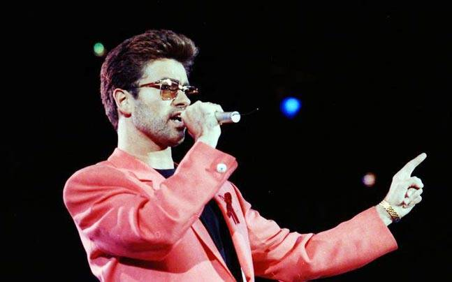 George Michael. Photo: pictures.reuters.com