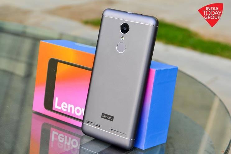 Lenovo K6 Power: Small size, big battery