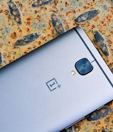 OnePlus 3T Now in gunmetal