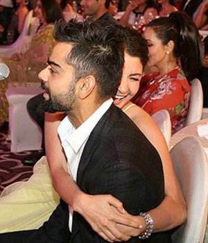 Rumours are abuzz that Indian cricket captain of Test matches Virat Kohli and actor Anushka Sharma are getting engaged. Amitabh Bachchan, his wife Jaya and Anil Ambani are reportedly visiting the couple.