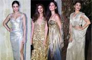 Black-gold outfits, PDA and more: All the pictures from Manish Malhotra's 50th birthday party
