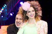 Kangana Ranaut plays showstopper for Manish Arora's quirky collection at Blender's Pride Fashion Tour