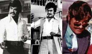 Before Rajinikanth became superstar, he was widely known donning grey-shaded characters. As superstar Rajinikanth turns 66 today, we take a look at five menacing roles essayed by Thalaivar.