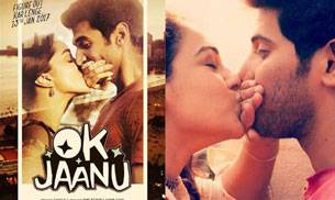 The first poster of Shraddha Kapoor and Aditya Roy Kapur's OK Jaanu is out. And the crackling chemistry between the on-screen couple is enough proof that they are set to recreate magic once again. Shraddha and Aditya are back with another love story. OK J