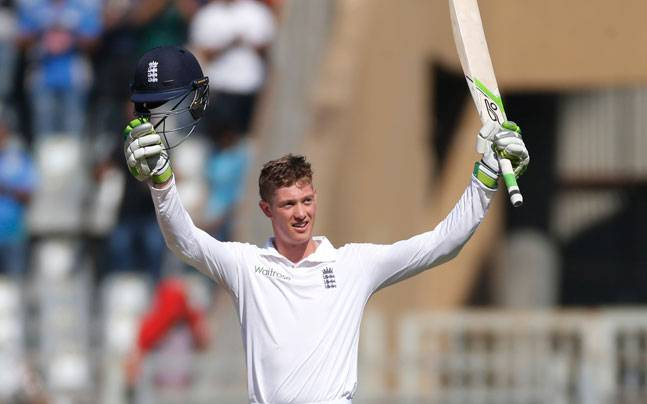 Keaton Jennings, Ravichandran Ashwin, India, England, Mumbai Test