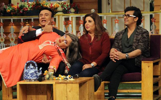 The original judges of Season 1, Sonu Nigam, Anu Malik and Farah Khan will be back in the upcoming edition of music reality show Indian Idol, set to premiere on December 24 this year. The trio recently had a blast on the sets of The Kapil Sharma Show.