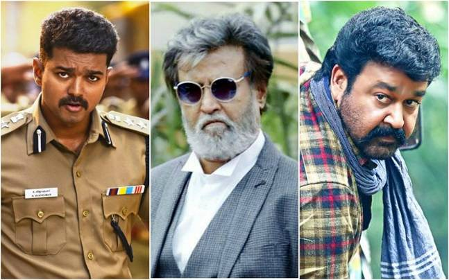 The year is coming to an end in two weeks. How have the films down South have fared? From superstar Rajinikanth's Kabali to Mollywood megastar Mohanlal's Pulimurugan, here are the blockbuster films of 2016.