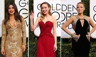 The Golden Globes are here! So are its best red carpets looks. Come, feast your eyes on the best of glamour, straight from Hollywood's big night.