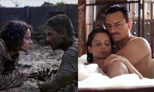 The trailer of Vishal Bhardwaj's much-anticipated film Rangoon is out and the film is an out-and-out love triangle between Shahid Kapoor, Kangana Ranaut and Saif Ali Khan.