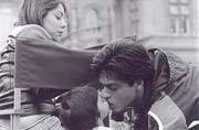 Throwback Thursday: These pics of Suhana with daddy SRK will melt your heart