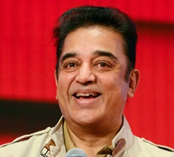 Kamal Haasan at the India Today Conclave South 2017