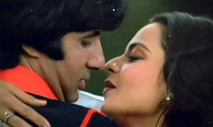 Amitabh Bachchan and Rekha have held their fans' imagination captive for decades now, thanks to the mystery surrounding their relationship. With Amitabh-Rekha coming together to celebrate Randhir Kapoor's 70th birthday, we take a look at the love story.