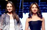 Stars who added power to the first day of Lakme Fashion Week