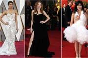 Good, bad, ugly: 10 most memorable looks to have ever hit the Oscars red carpet
