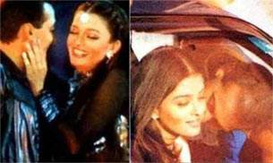 Salman Khan and Aishwarya Rai have dominated gossip columns for more than a decade now. We take a look at some of the rarest photos of Salman Khan and Aishwarya Rai together.