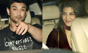 As couples all over India get mushy together today as it's Valentine's Day, Bollywood's singles gathered at Karan Johar's residence on Valentine's Eve and partied till wee hours of the morning.