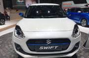 Suzuki reveals new Swift at Geneva Motor Show, headed to India next year