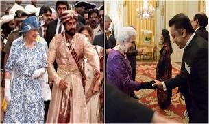 Kamal Haasan was in Buckingham Palace to attend the UK-India Year of Culture 2017, which was hosted by Queen Elizabeth II.