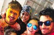 If Alia Bhatt and rumoured boyfriend Sidharth Malhotra had a crazy Holi bash, Karan Singh Grover and his wife celebrated the festival of colours with family and close friends. Here's how Bollywood stars celebrated Holi this year.