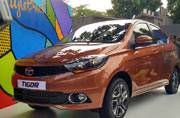All new Tata Tigor first images out
