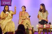 India Today Woman Summit 2017, Boss Women, Shattering Stereotypes, Nykaa, Falguni Nayar, Little Black Book