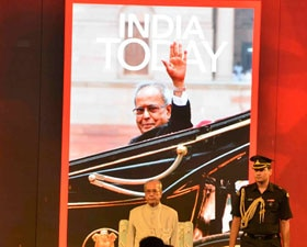 India Today Conclave 2017: I'm part of the mass and will melt into it without leaving a legacy, says President Pranab Mukherjee in special address