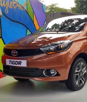 All new Tata Tigor