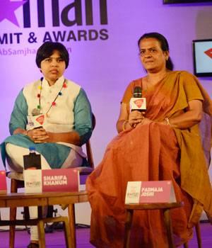 India Today Woman Summit 2017, Right To Pray, Sharifa Khanum, Trupti Desai