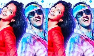 Deepika Padukone posted this picture with ex-flame Ranbir Kapoor on Holi, and the fans are going crazy. The still from Yeh Jawaani Hai Deewani went viral, and the buzz about Deepika choosing Ranbir over her current boyfriend Ranveer Singh started doing th