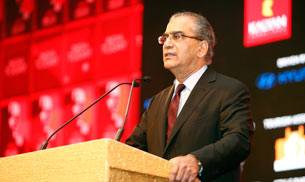 India Today Group Chairman and Editor-in-Chief Aroon Purie