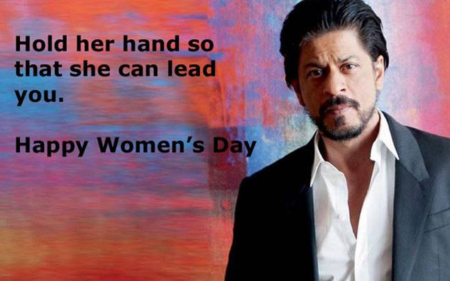When the entire world is busy celebrating their women, how can Bollywood be left behind. On Women's Day, B-Town celebs took to Twitter to wish and cherish the women they know. This is what they said.