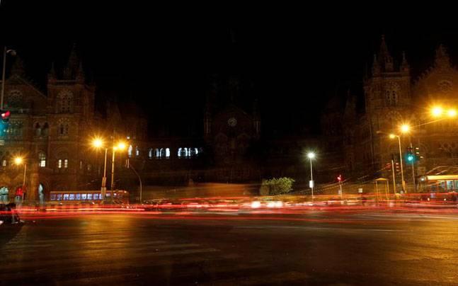 Earth Hour,Chhatrapati Shivaji Terminus