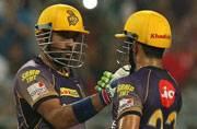 IPL 2017, Gautam Gambhir, Robin Uthappa, KKR vs DD