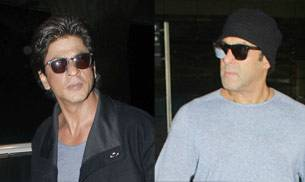Shah Rukh Khan was spotted at the Mumbai airport on his way to Vancouver to deliver a speech at TED Talk 2017. Meanwhile, Salman Khan was returning from his Dabangg tour.