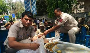 Delhi Police,Delhi Police MCD election duty
