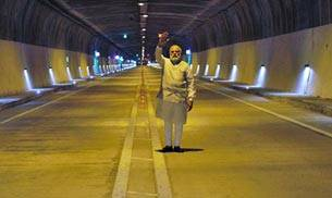 Chenani-Nashri Tunnel inauguration