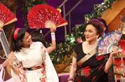 TKSS: Asha Parekh and Helen's moves on the show will make you want to get up and dance