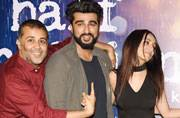 SEE PICS: Arjun-Shraddha, Chetan Bhagat, Ekta Kapoor celebrate Half Girlfriend's success
