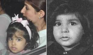 Akshay Kumar's daughter Nitara is a carbon copy of the actor. Don't believe us? These photos are proof that the li'l cutie is a spitting image of her superstar father.
